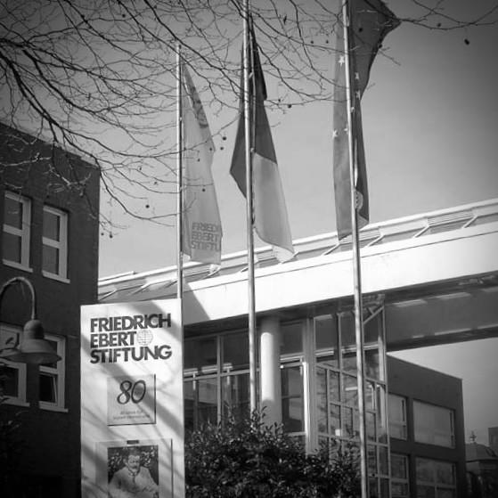 Im Oktober 2019 wurde Marcel Niemann als Stipendiat bei der Friedrich Ebert Stiftung aufgenommen.